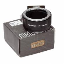 Metabones NF-E-BM2 адаптер для объективов Nikon F-mount на камеры с E-mount