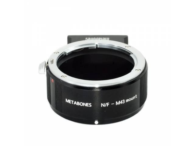 Metabones NF-m43-BM2 адаптер для объективов Nikon F-mount на камеры с Micro 4/3'
