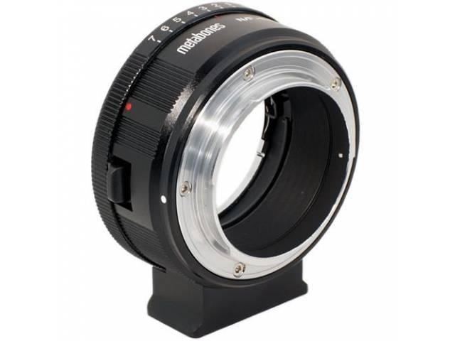 Metabones NFG-E-BM1 адаптер для Nikon G-mount на камеры с E-mount