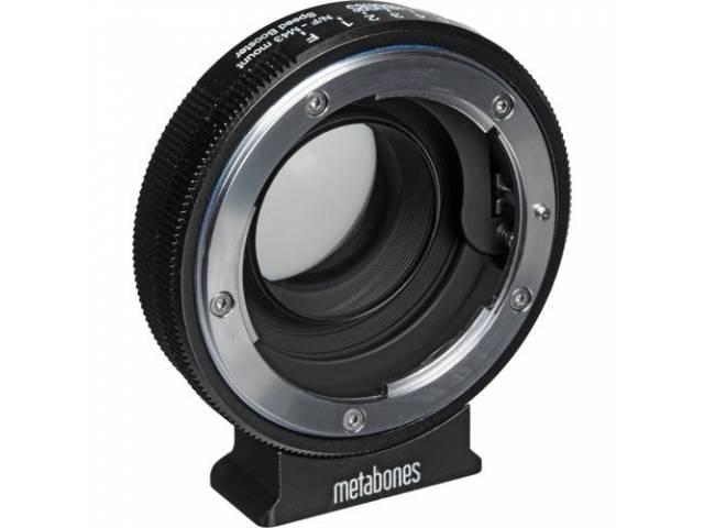 Metabones SpeedBooster SPNFG-m43-BM1 для объективов Nikon G-mount на камеры с Micro 4/3'