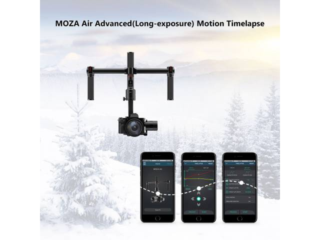 Электронный стабилизатор MOZA Air
