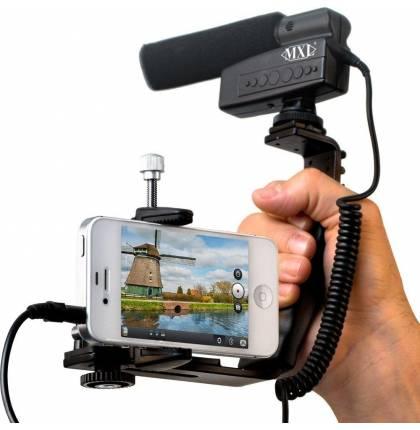 Микрофонный набор для iPhone Marshall Electronics MXL MM-VE001