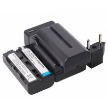Комплект аккумулятор NP-F550 + зарядка