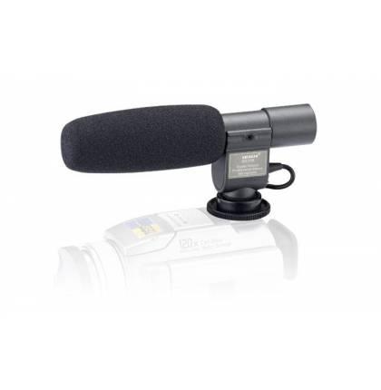 Накамерный стерео микрофон SG-108
