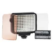 Накамерный свет PowerPlant LED 5009 LED-VL008