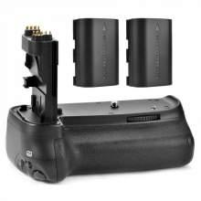 Батарейный блок Meike Canon EOS 70D, 80D Canon BG-E14