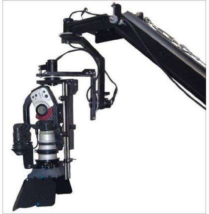 Панорамная голова 3-Axis Power Pan Tilt Motorized Head