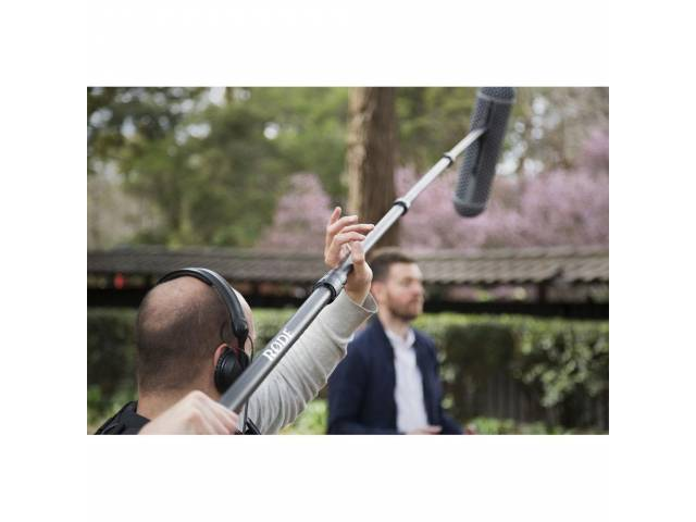 Раздвижная микрофонная стойка RODE Micro Boompole PRO