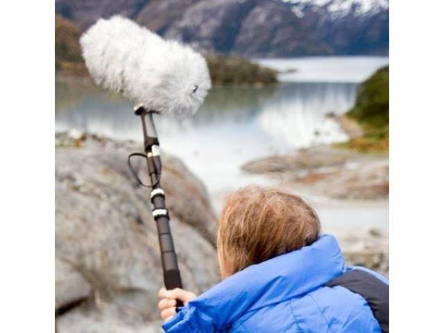 Телескопическая микрофонная стойка RODE Mini Boompole