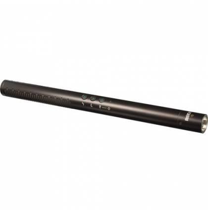 Накамерный микрофон-пушка Rode NTG-4+