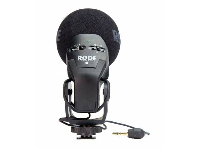 Накамерный микрофон Rode Stereo VideoMic Pro (New)
