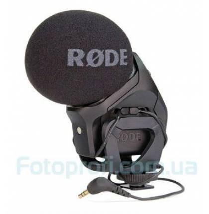 Накамерный микрофон Rode Stereo VideoMic Pro