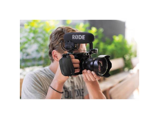 Накамерный микрофон RODE VideoMic Pro NEW