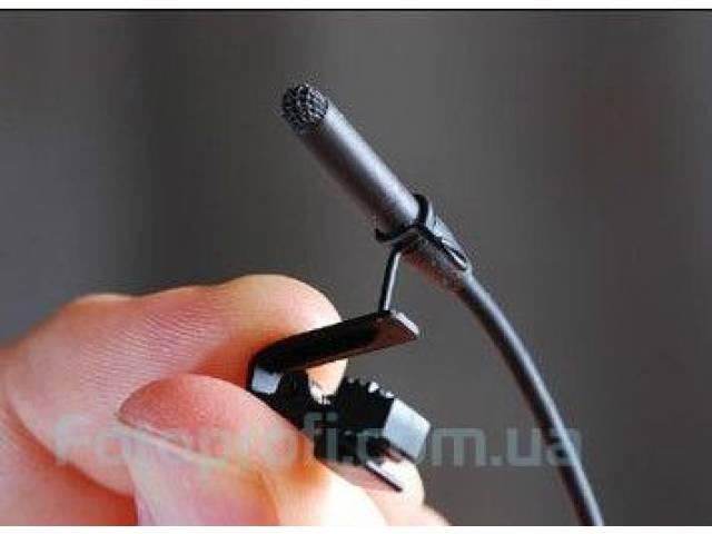 Петличный микрофон Sanken COS-11dPT-BE-1.6