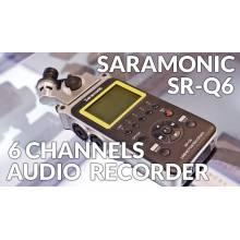 Рекордер Saramonic SR-Q6