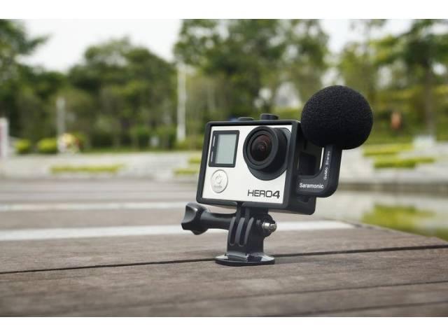 Микрофон для GoPro Saramonic GoMic