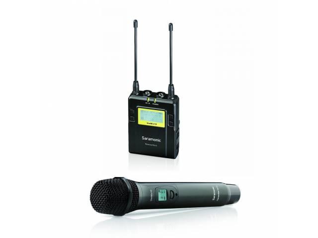 Ручной микрофон HU9 для радиосистемы Saramonic UwMic9