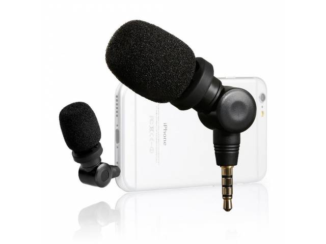 Микрофон для iPhone Saramonic iMic