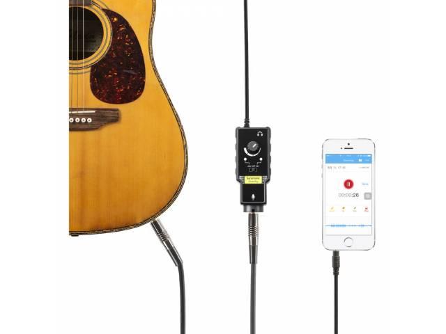 Аудио интерфейс Saramonic SmartRig II