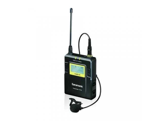 Передатчик TX9 для микрофонной системы Saramonic UwMic9 UHF
