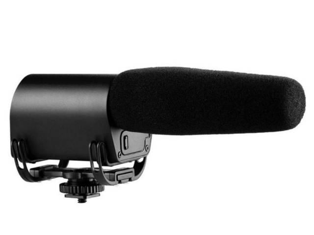 Накамерный микрофон Saramonic Vmic