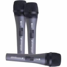 Микрофоны Sennheiser 3-PACK E 835-S