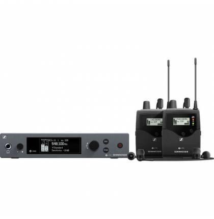 Sennheiser EW IEM G4-TWIN-G радиосистема