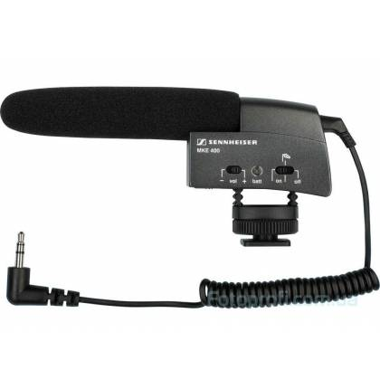 Sennheiser MKE 400 накамерный микрофон