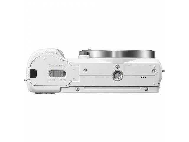 Цифровая фотокамера Sony Alpha 5000 kit 16-50 White