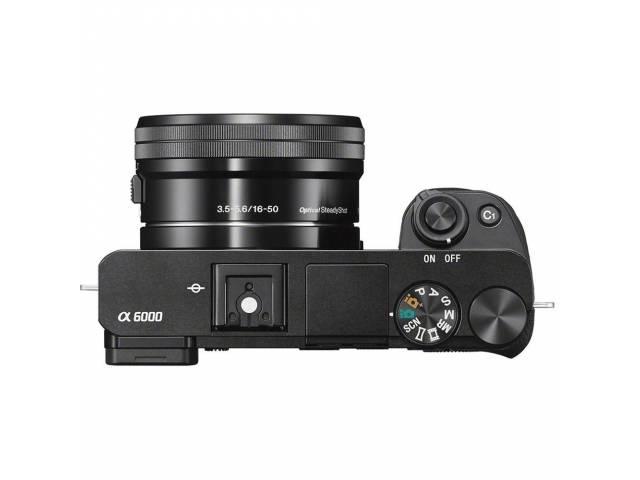 Цифровая фотокамера Sony Alpha 6000 + объектив 16-50 + 55-210mm kit