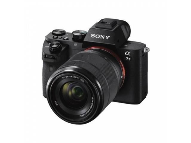 Цифровая фотокамера Sony Alpha 7M2 + объектив 28-70 KIT