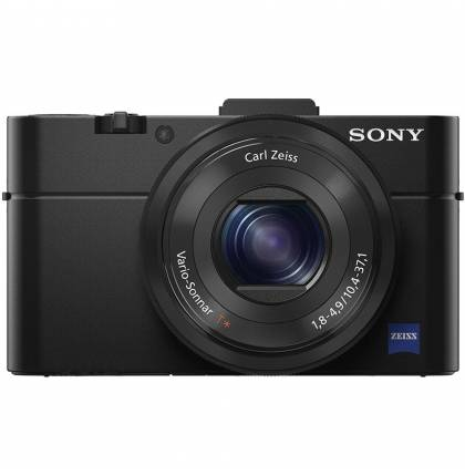 Цифровая фотокамера Sony Cyber-Shot RX100 MkII