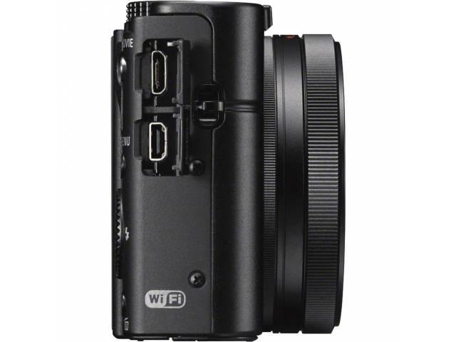 Цифровая фотокамера Sony Cyber-Shot RX100 MkIII