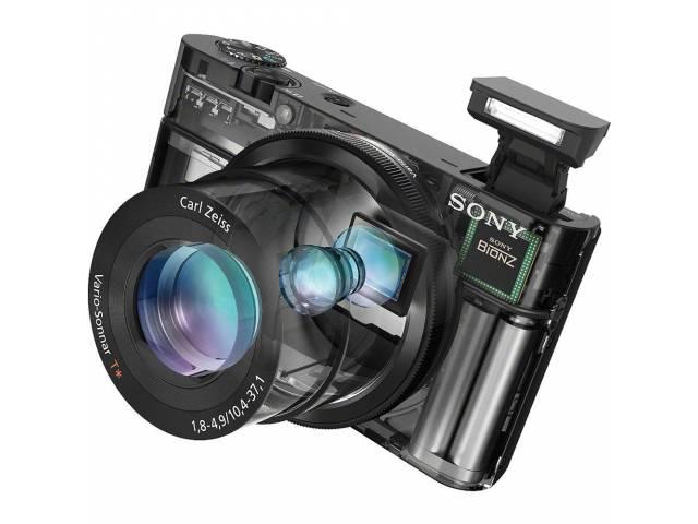 Цифровая фотокамера Sony Cyber-Shot RX100