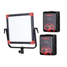 LED панель + акумулятор  Swit PL-E60+PB-M98S*2 Light KIT