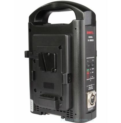 Зарядное устройство Swit SC-3802S для 2 аккумуляторов V-mount
