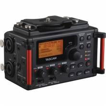 4 канальный твердотельный аудиорекордер Tascam DR-60D MKII