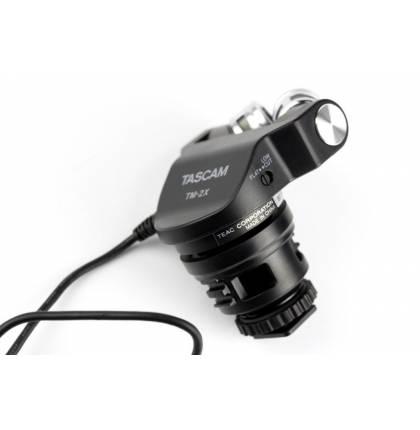 Накамерный микрофон Tascam TM-2X
