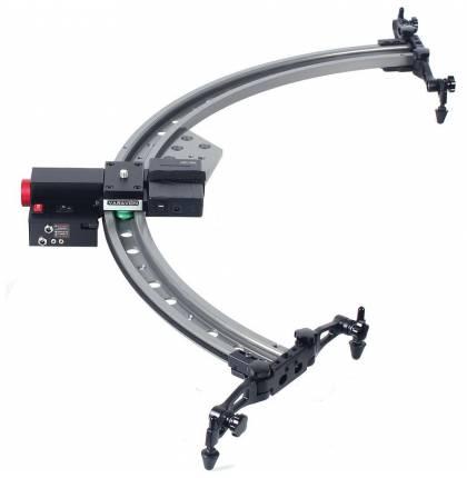 Моторизованный дугообразный слайдер Varavon Slidecam ARC 135
