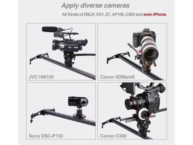 Слайдер Varavon Slidecam Lite 800