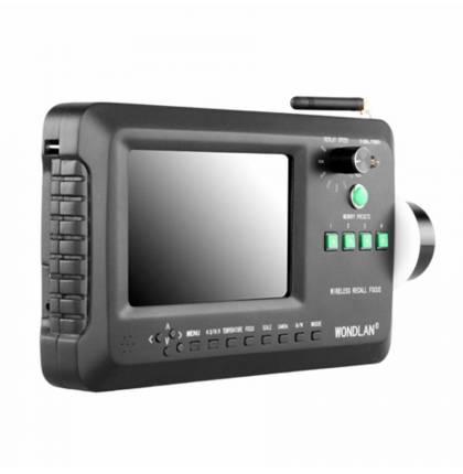 Беспроводная система управления фокусом Wondlan WFM01 с монитором