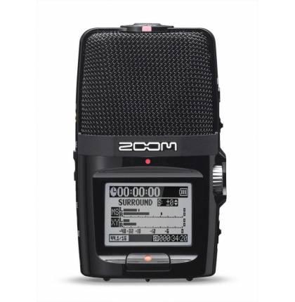 Накамерный рекордер Zoom H2N