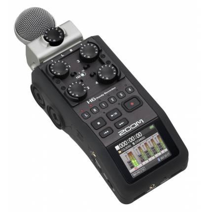 Накамерный рекордер Zoom H6