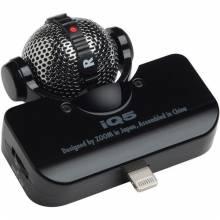 Стерео микрофон Zoom iQ5 Black для iPhone