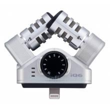 Стерео микрофон Zoom iQ6 Black для iPhone