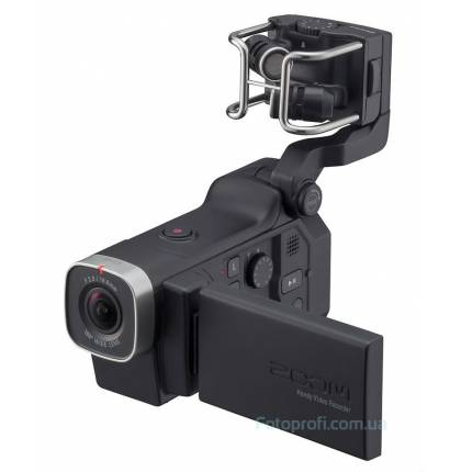Камера с рекордером Zoom Q8